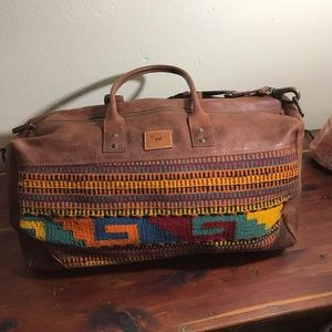 Will Leather Goods Bags - Will Leather Goods Oaxacan Duffle b2043194c0